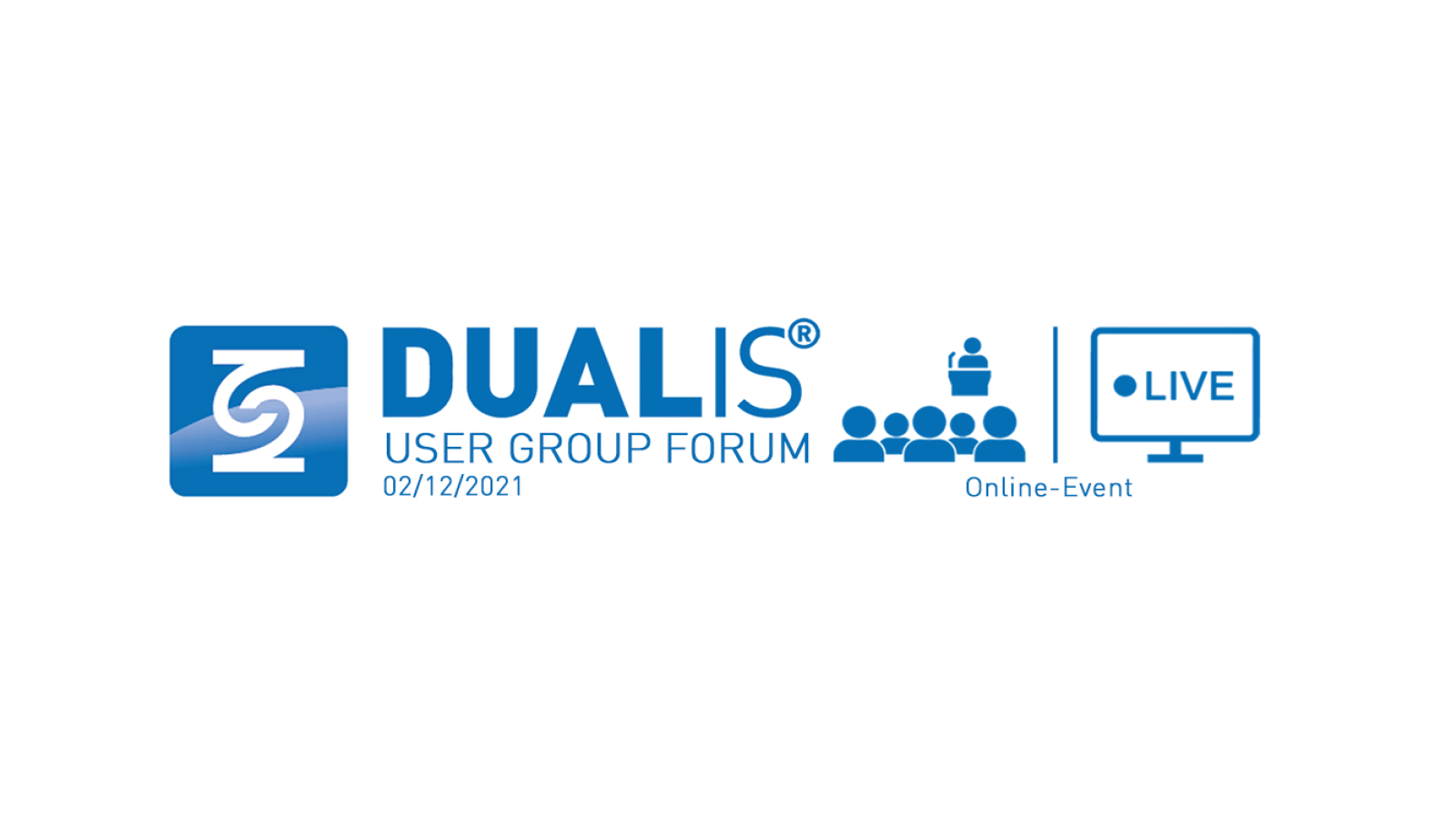 DUALIS User Group Forum 2021