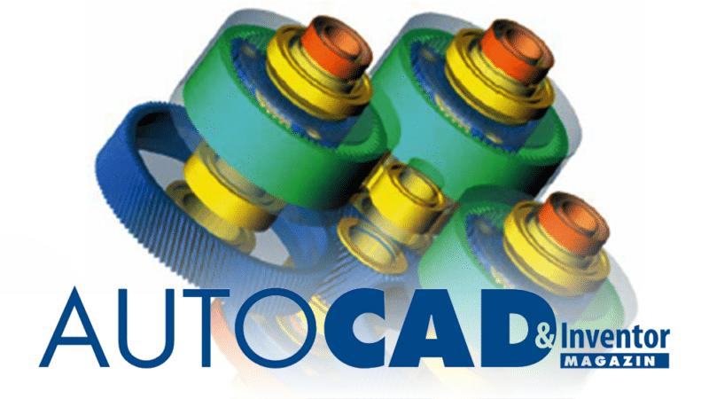Pressebericht im Auto CAD Magazin: Anwenderbericht von KraussMaffei