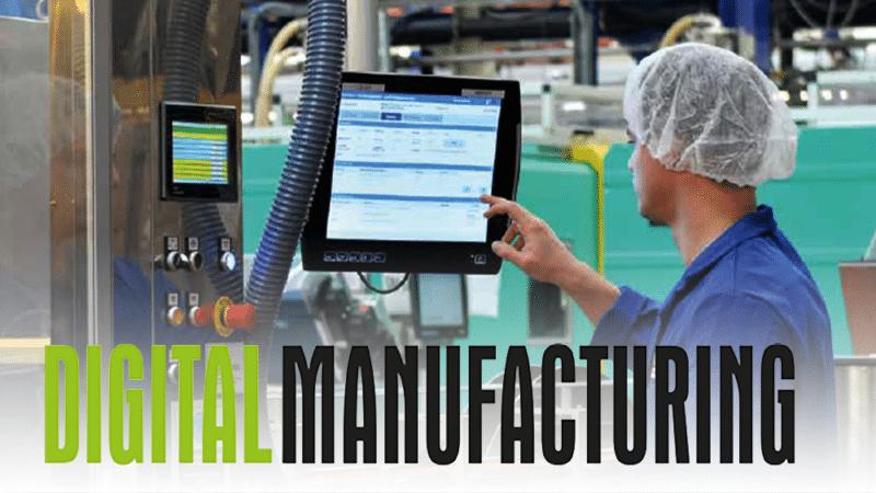 Pressebericht Digital Manufacturing, Ausgabe 02/2017: APS als Treiber der Industrie 4.0
