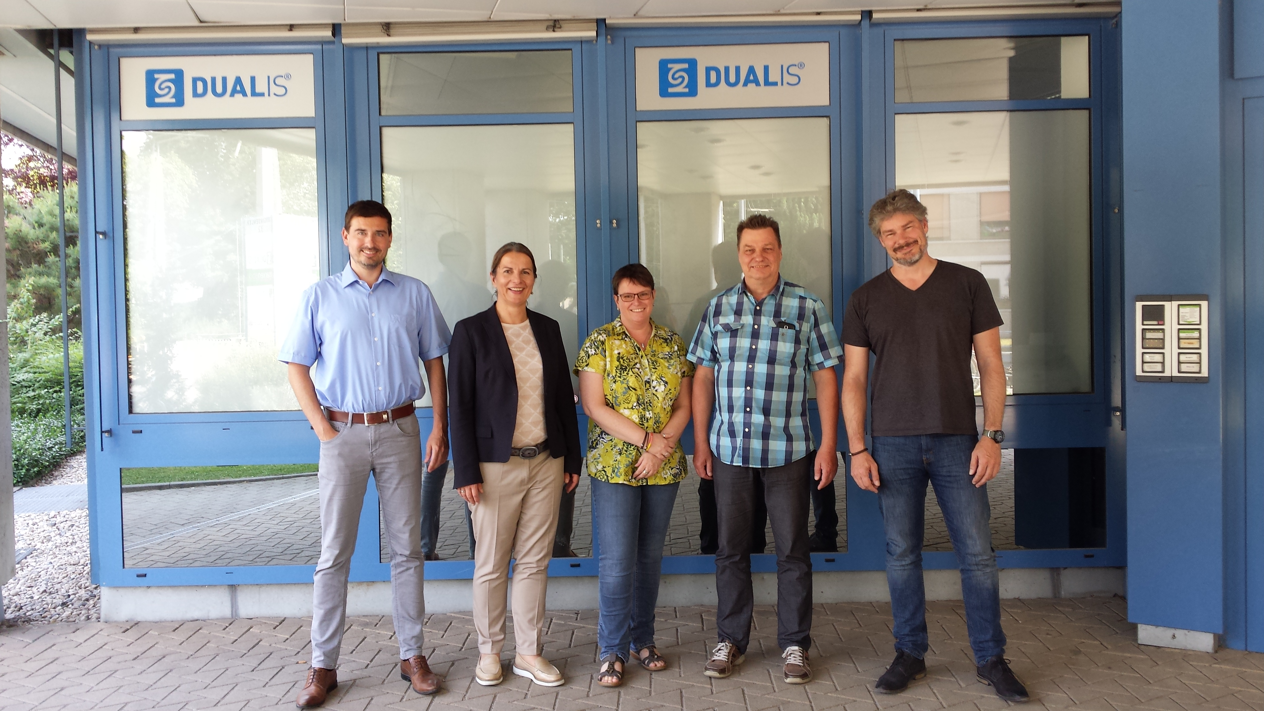 DUALIS und ERP4all sind Partner