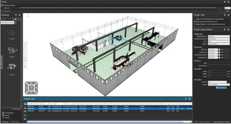 AREAPLAN Planungssoftware von DUALIS