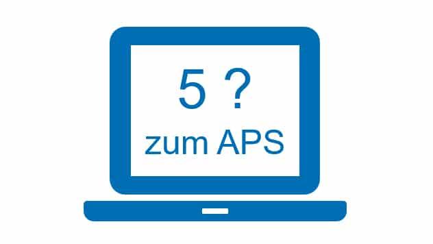 Die 5 wichtigsten Fragen vor der Einführung eines APS-Systems