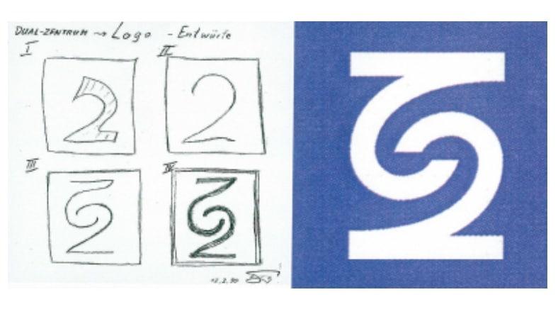 Entwurf DUALIS Logo