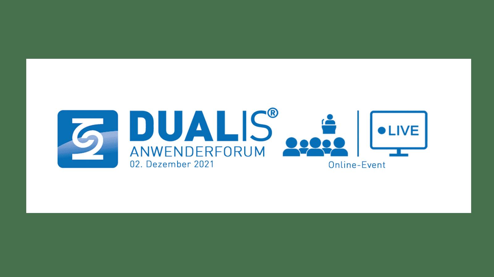 DUALIS Anwenderforum 2021