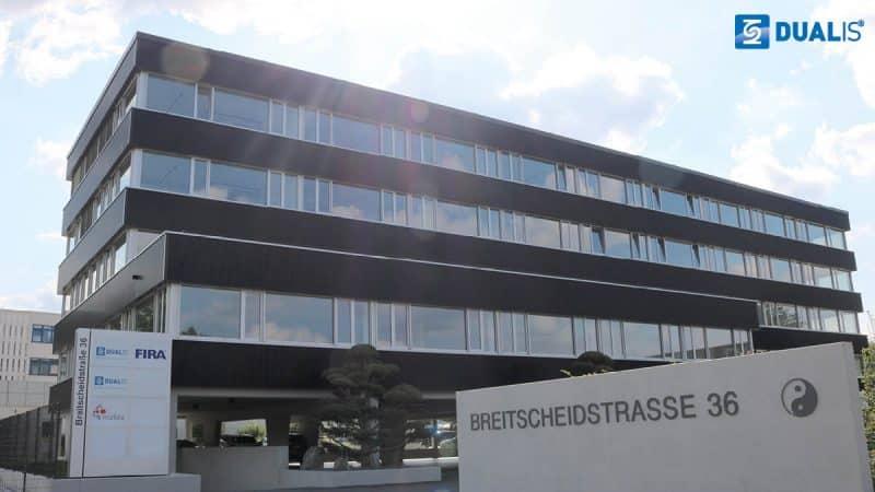 International tätiger Vorreiter in der Fabrik-Digitalisierung kommt aus Dresden: DUALIS bezieht neue Räume in Seidnitz und ist Beispiel für modernes Arbeiten