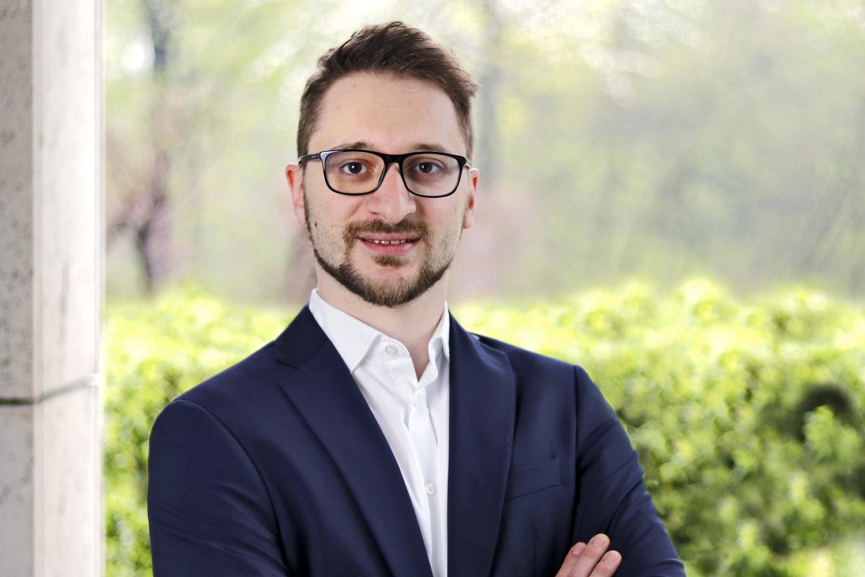 Markus Raab - Sales Manager bei DUALIS