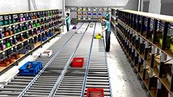 DUALIS zeigt Optimierung von Logistikprozessen auf der LogiMAT 2016