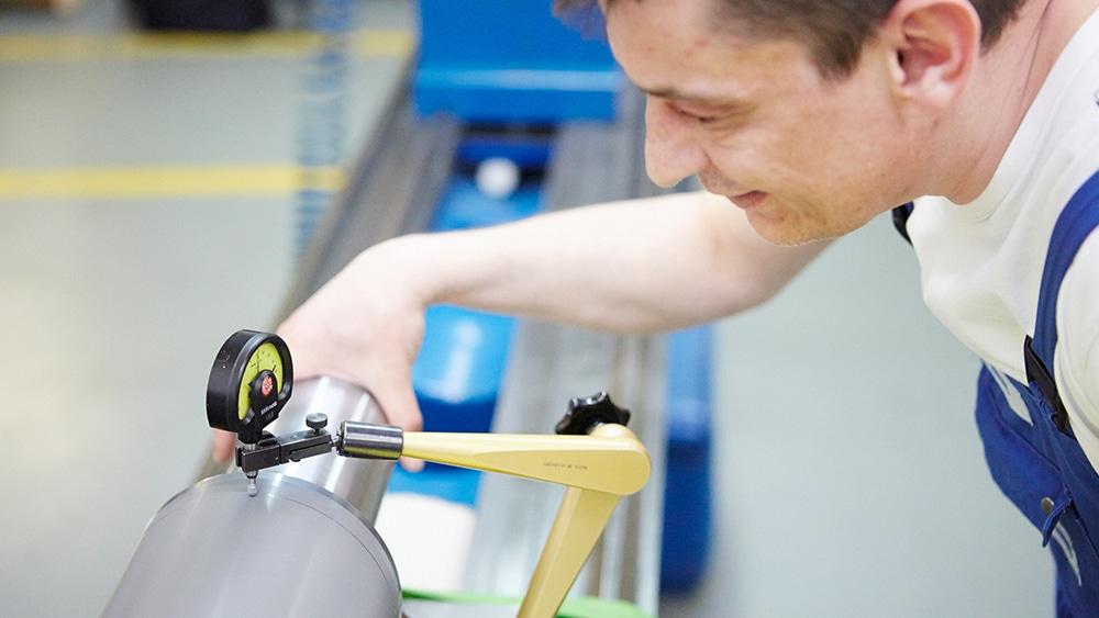 DUALIS stellt APS-System GANTTPLAN auf Praxistag bei der Kurt Zecher GmbH vor