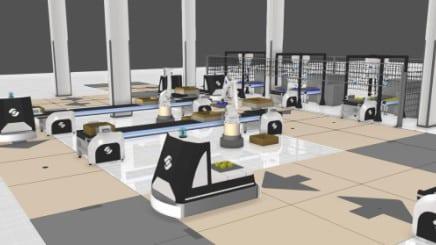 DUALIS zeigt mit Visual Components wie man Hürden bei der Planung von Fertigungs- und Automationssystemen überwindet