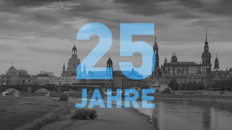 25-Jahrfeier und Anwendertreffen am 26. und 27. November bei der DUALIS GmbH IT Solution in Dresden