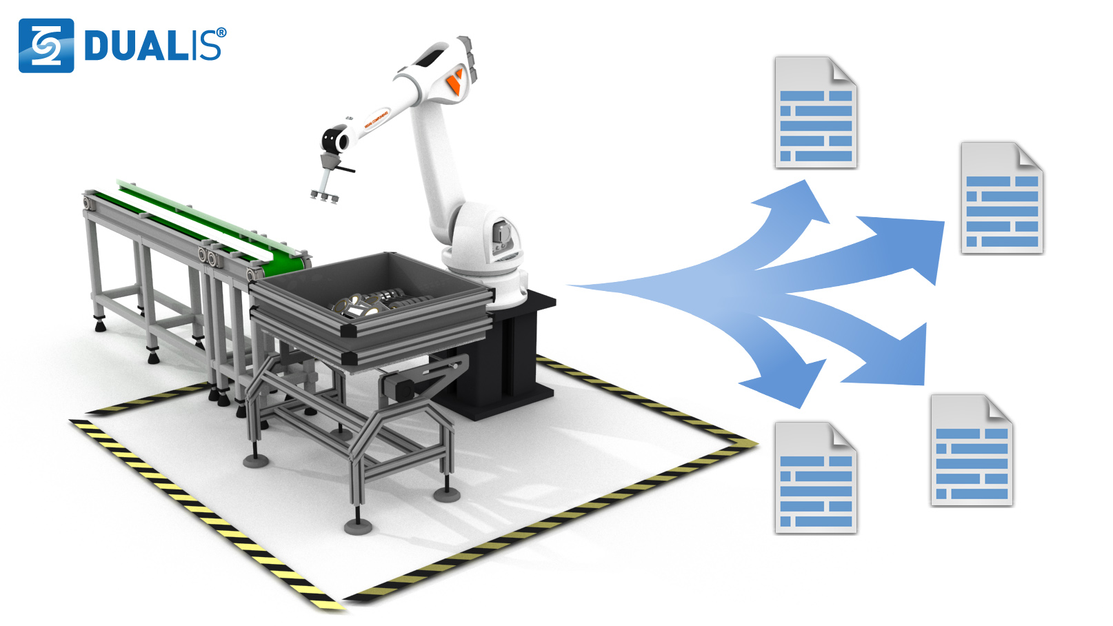 DUALIS stellt Post-Prozessor-Add-on auf EMO und Motek 2019 vor