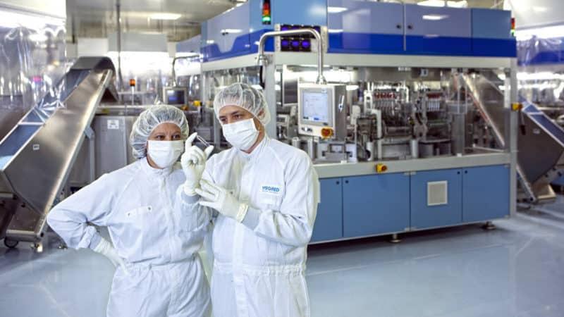 Medizintechnik-Unternehmen Ypsomed entscheidet  sich für Einführung von APS-System von DUALIS