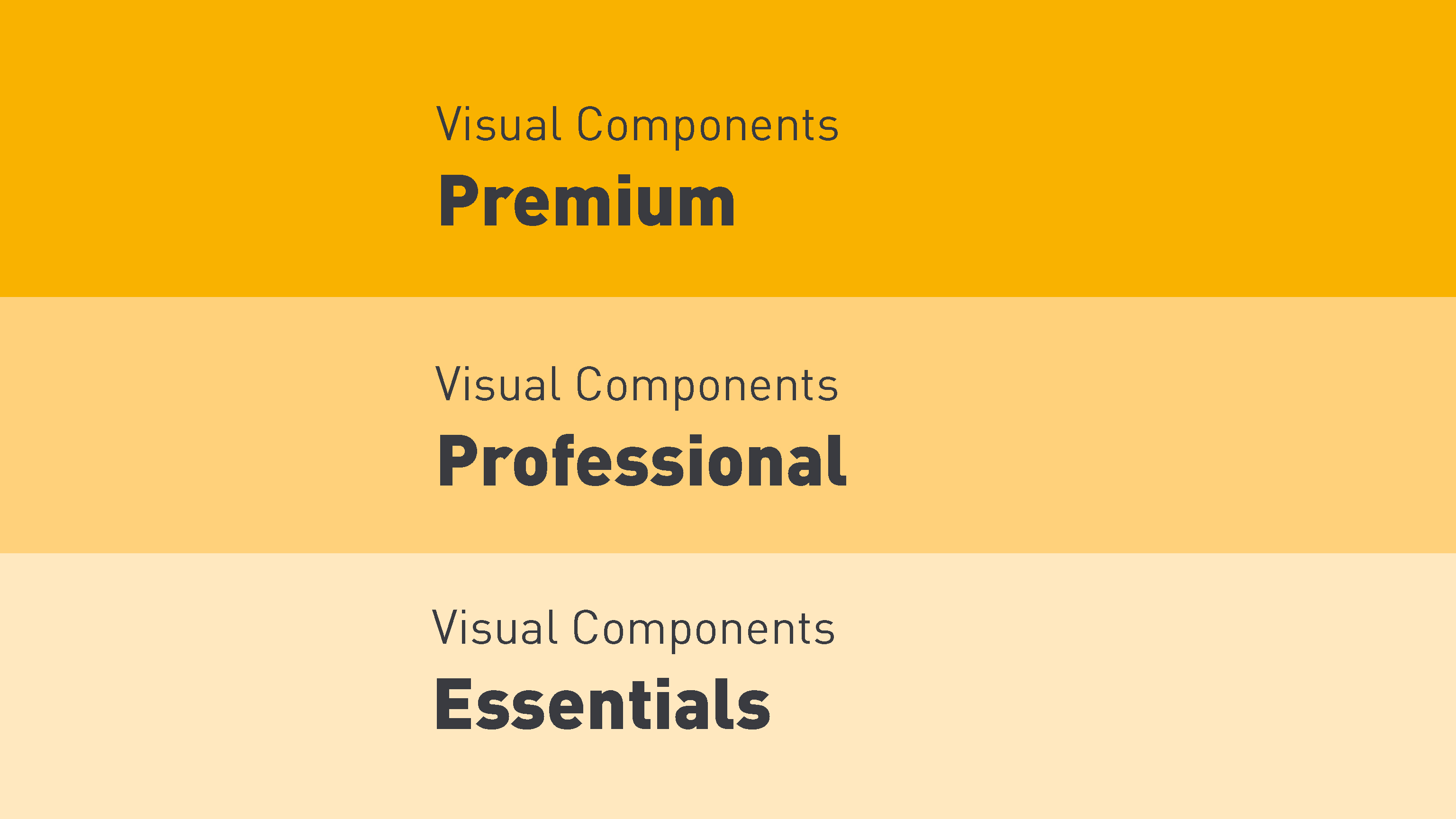 DUALIS stellt Visual Components 4.0 vor - neue Produktfamilie
