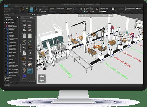 Screen Visual Components GUI allgemein