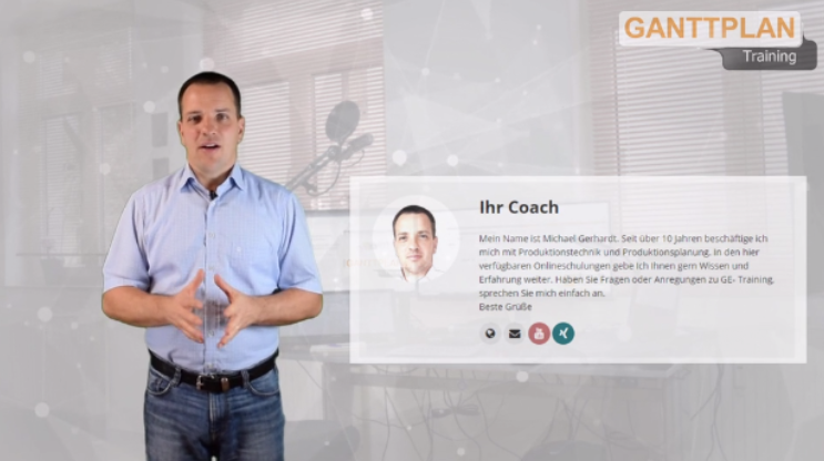 Damit bestes Werkzeug in fähigen Händen ist und bleibt: Michael Gerhardt über die neue Online-Schulungsplattform GANTTPLAN Training