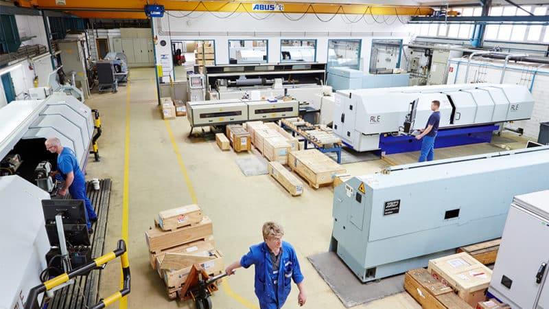 Neue Stellschrauben für die Kurt Zecher GmbH