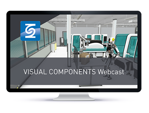 90 Minuten Visual Components Webcast