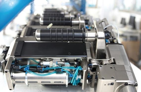 Prozessoptimierung in der Industrie 4.0 durch Feinplanungstool von DUALIS