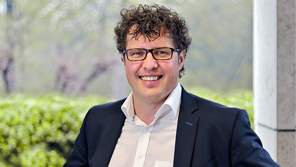 Thomas Plecher Sales Manager Planning Solutions bei DUALIS