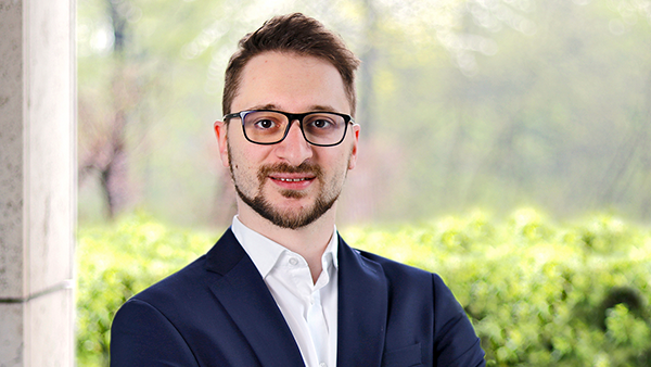 Markus Raab Sales Manager Planning Solutions bei DUALIS